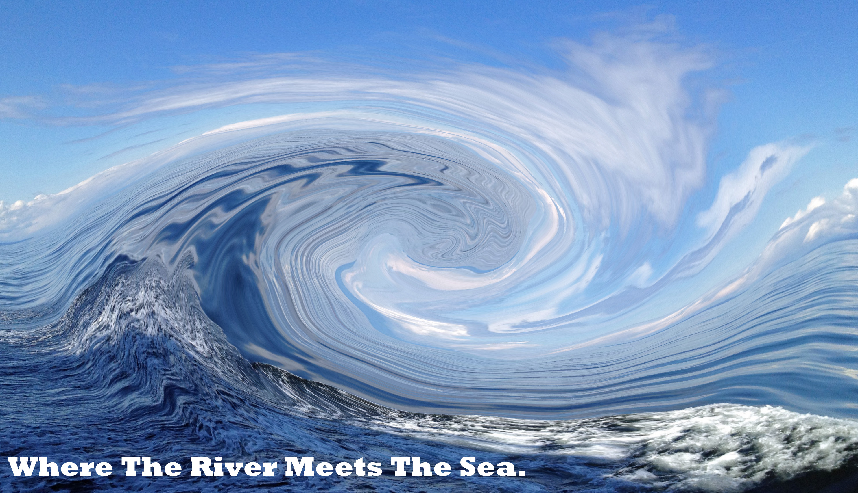 follow me to where the rivers meet video