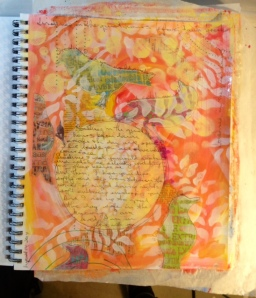 Journal Page August 14, 2014